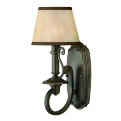 Hinkley Lighting 4240OB Plymouth Collection Wall Sconce