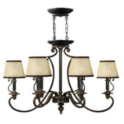 Hinkley Lighting 4245OB Plymouth Collection Chandelier