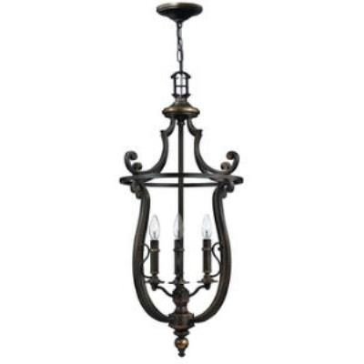 Hinkley Lighting 4254OB Plymouth Collection Foyer Light