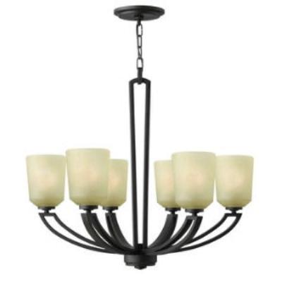 Hinkley Lighting 4436 Parker - Six Light Chandelier