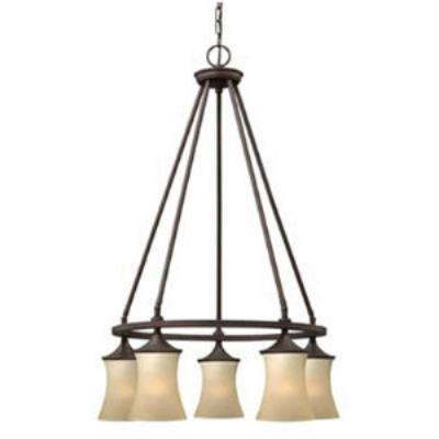 Hinkley Lighting 4505VZ Thistledown Collection Mini-Chandelier