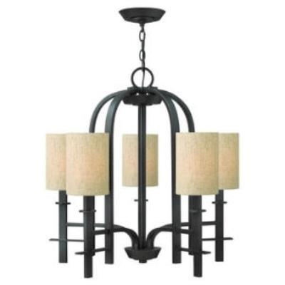 Hinkley Lighting 4545 Sloan - Five Light Chandelier