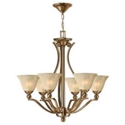 Hinkley Lighting 4656BR 6LT CHANDELIER