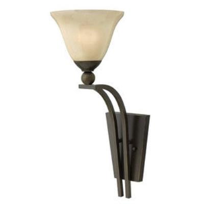 Hinkley Lighting 4670OB Bolla - One Light Tall Wall Sconce