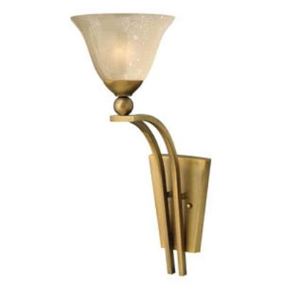 Hinkley Lighting 4670BR Bolla - One Light Tall Wall Sconce