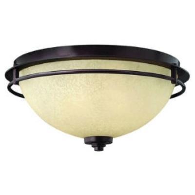 Hinkley Lighting 4721MC Stowe Flush 2lt Bath