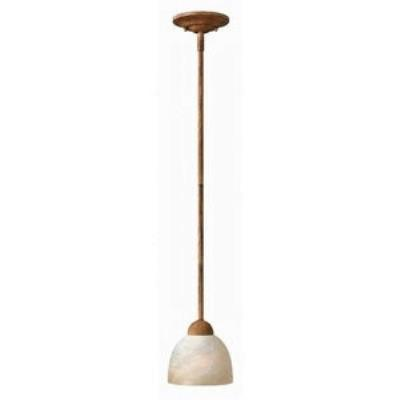 Hinkley Lighting 4818AD Canyon Ridge Mini-pendant