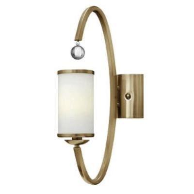 Hinkley Lighting 4851BC Monaco - One Light Wall Sconce