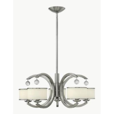Hinkley Lighting 4855BN Monaco - Five Light Chandelier