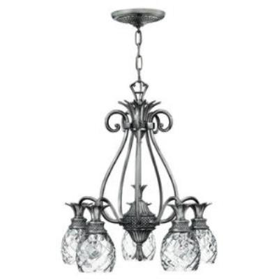 Hinkley Lighting 4885PL Plantation Collection Chandelier