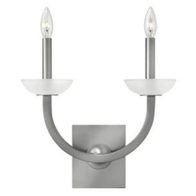 Hinkley Lighting 4922BN Splendor - Two Light Wall Sconce