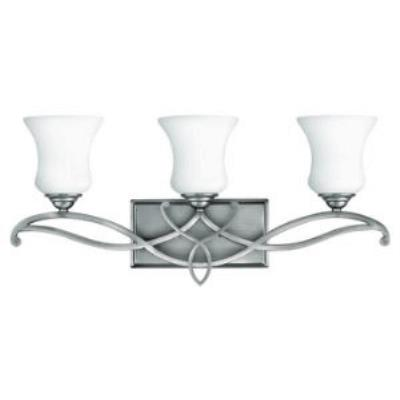 Hinkley Lighting 5003 Brooke - Three Light Bath Bar