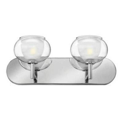 Hinkley Lighting 50202CM Katia - Two Light Bath Bar