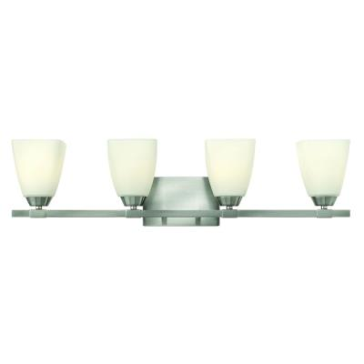 Hinkley Lighting 51354BN Jordan - Four Light Bath Bar