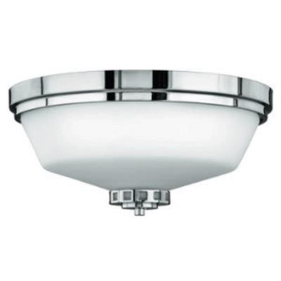 Hinkley Lighting 5191CM Ashley Flush 3lt Bath