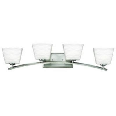 Hinkley Lighting 5204BN Tory - Four Light Bath Vanity