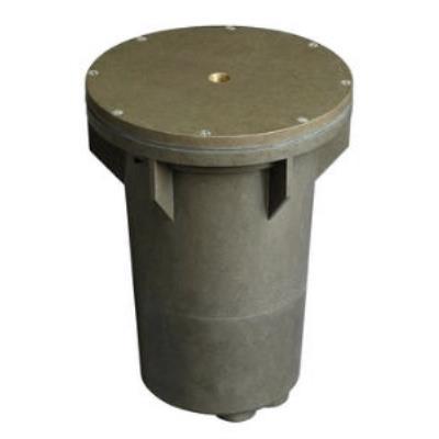 "Hinkley Lighting 53000BZ Accessory - 14"" Burial Ballast Box"