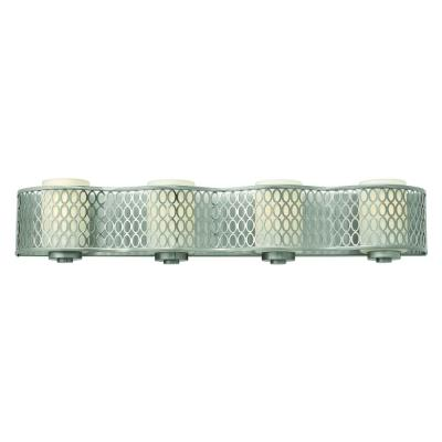 Hinkley Lighting 53244BN Jules - Four Light Bath Bar