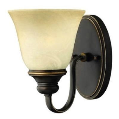 Hinkley Lighting 5450AT Cello 1lt Sconce