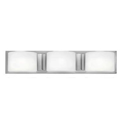 Hinkley Lighting 55483CM Daria - Three Light Bath Bar