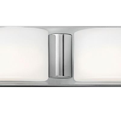 Hinkley Lighting 55484CM Daria - Four Light Bath Bar