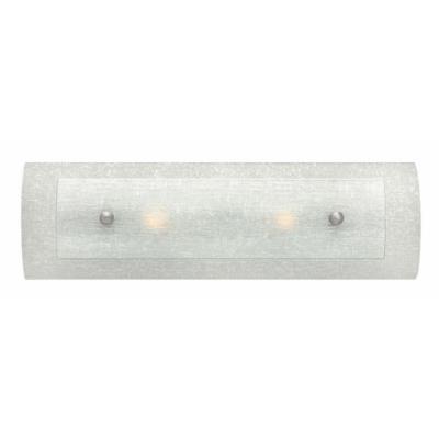 Hinkley Lighting 5612BN Duet - Two Light Bath Bar
