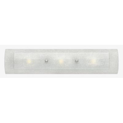 Hinkley Lighting 5613BN Duet - Three Light Bath Bar