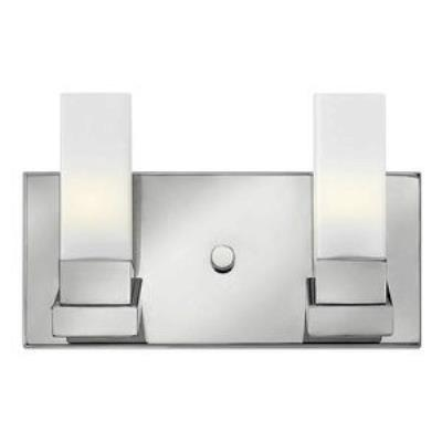 Hinkley Lighting 57202PN Omni - Two Light Bath Bar