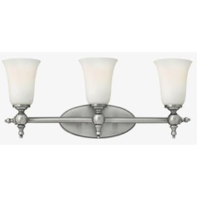 Hinkley Lighting 5743AN Yorktown - Three Light Bath Bar