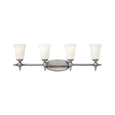 Hinkley Lighting 5744AN Yorktown - Four Light Bath Bar