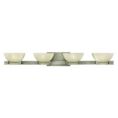 Hinkley Lighting 5824 Flynn - Four Light Bath Bar