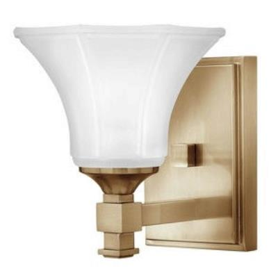 Hinkley Lighting 5850BC Abbie - One Light Bath Bar