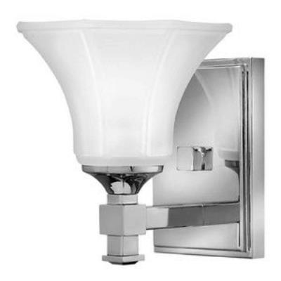 Hinkley Lighting 5850CM Abbie - One Light Bath Bar