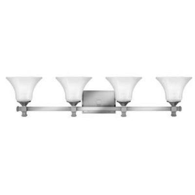 Hinkley Lighting 5854BN Abbie - Four Light Bath Bar