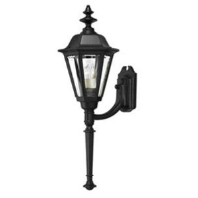 Hinkley Lighting 1440BK Manor House Cast Outdoor Lantern Fixture