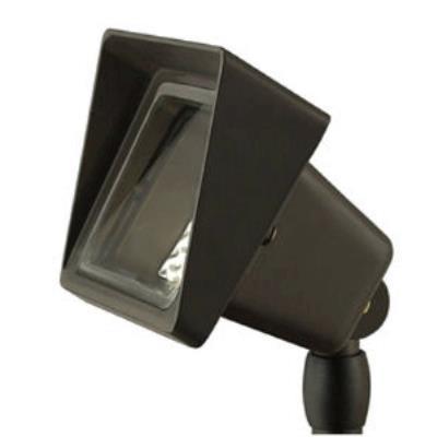 Hinkley Lighting 1520BZ Low Voltage One Light Outdoor Accent Lamp