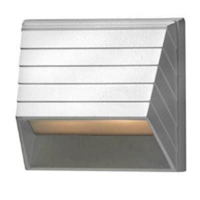 Hinkley Lighting 1524MW Low Voltage One Light Outdoor Deck/Step Lamp
