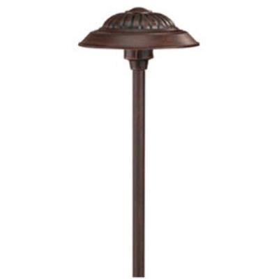 Hinkley Lighting 1573SC Low Voltage One Light Landscape Path Lamp