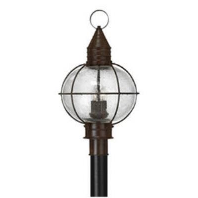 Hinkley Lighting 2201SZ Cape Cod Brass Outdoor Lantern Fixture