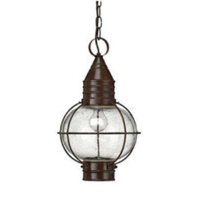 Hinkley Lighting 2202SZ Cape Cod Brass Outdoor Lantern Fixture