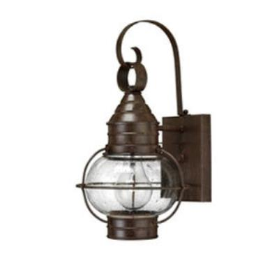 Hinkley Lighting 2206SZ Cape Cod Brass Outdoor Lantern Fixture