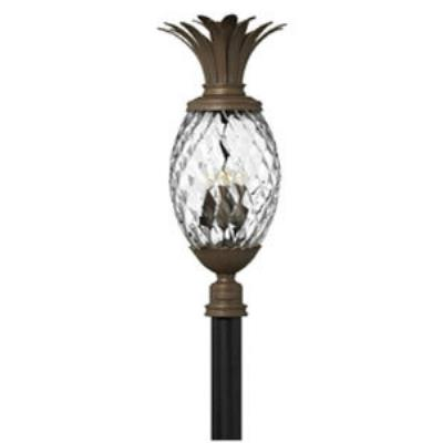 Hinkley Lighting 2227CB Plantation Cast Outdoor Lantern Fixture