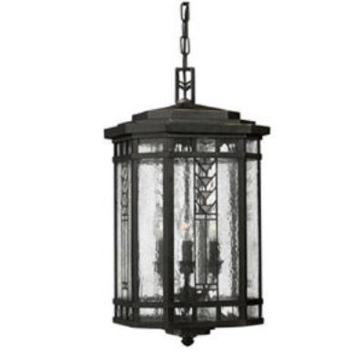 Hinkley Lighting 2242RB Tahoe Brass Outdoor Lantern Fixture