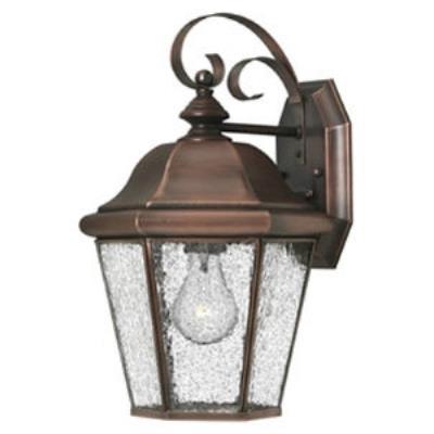 Hinkley Lighting 2263AP Clifton Beach Brass Outdoor Lantern Fixture