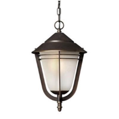 Hinkley Lighting 2282MT Aurora Brass Outdoor Lantern Fixture