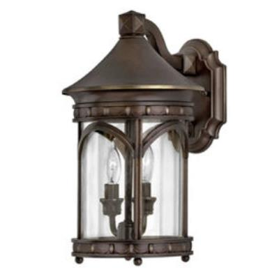 Hinkley Lighting 2310CB Lucerne Brass Outdoor Lantern Fixture