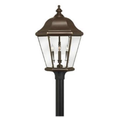 Hinkley Lighting 2407CB Clifton Park Brass Outdoor Lantern Fixture