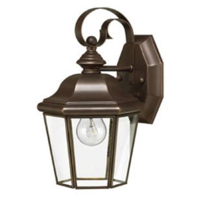 Hinkley Lighting 2420CB Clifton Park Brass Outdoor Lantern Fixture
