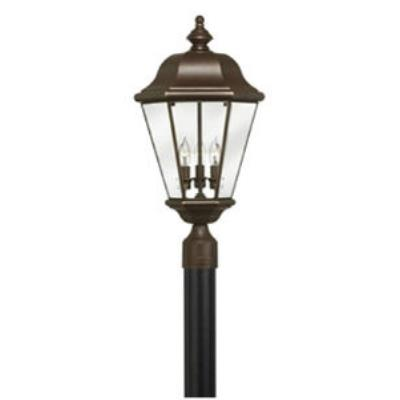 Hinkley Lighting 2421CB Clifton Park Brass Outdoor Lantern Fixture