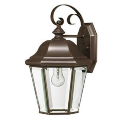 Hinkley Lighting 2423CB Clifton Park Brass Outdoor Lantern Fixture